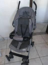 Kit carrinho e bebê conforto