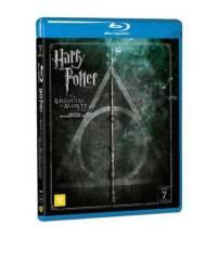 Blu-ray : Harry Portter e as Relíquias da Morte -Parte 2