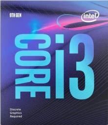 I3 9100f + h310m Tuf gamming + 2 memórias ddr4 2666mhz