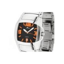 Relógio Lotus Quartz masculino.