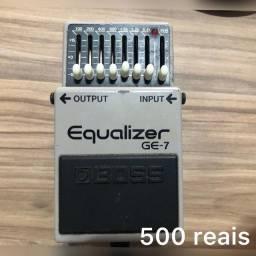 Pedal Equalizer GE-7