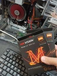 Título do anúncio: SSD Hikvision 120Gb