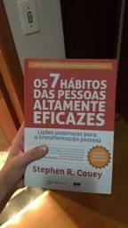 Livro os 7 hábitos das pessoas altamente eficazes