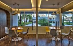 Apartamento Mobiliado - Duo JK Stúdios - 6° Andar - Locação
