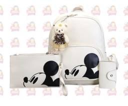 Título do anúncio: Bolsa do Mickey de couro sintético