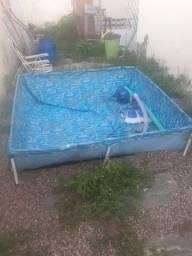 Piscina infantil MOR 2X2 1500 litros