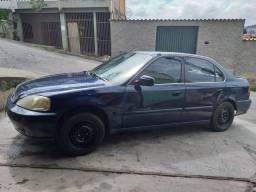Vendo ou troco Honda Civic 00/00