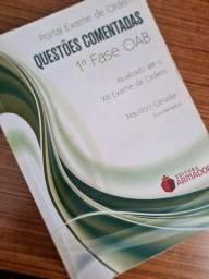 Título do anúncio: Livro exame de Ordem QUESTÕES COMENTADAS 1ª Fase OAB