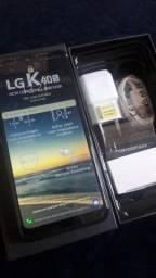 LG K40S + Cartão SD 1 Terabyte (aceito cartão)