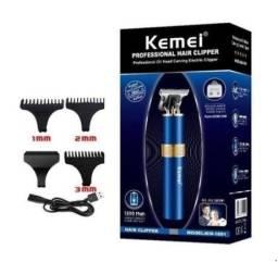 Kemei aparador de cabelo KM-1891 usb