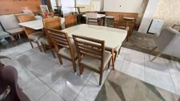 Mesa madeira total para ambientes pequenos
