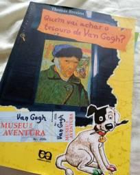 Livro Infantil Van Gogh