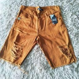 Bermuda jeans qtavado