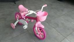Bicicleta feminina aro 12