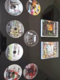 Vendo Jogos de Vídeo Game