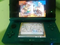 Nintendo 3DS desbloqueado + de 1000 Jogos