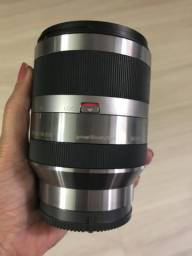 Lente Sony 18-200 e-mount