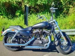 XL 1200 Custom CB - 2014