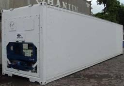 Container Reefer 40? pés (Refrigerado/Congelado)