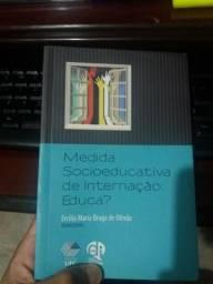 Livro Medida Socioeducativa De Internação: Educa?