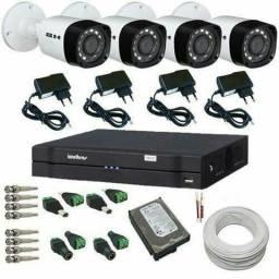 Câmera segurança , CFTV Alarmes