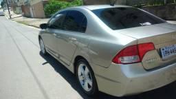 Honda Civic 2008 - automático - 2008