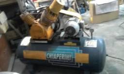 Compressor usado de ar Chiaperini