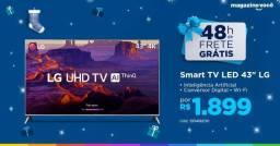 """TV smart led 43"""" lg"""