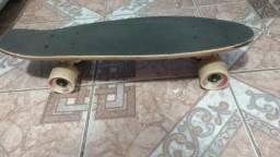 Skate Cruiser Mini Longboard Red Nose. (Aceito Oferta)