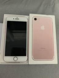 Apple iPhone 7 128 gb Dourado Rosa