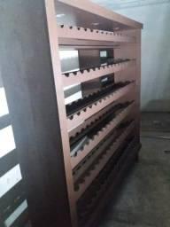 Exhibidores de vinhos