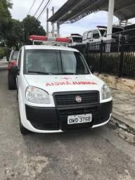 Ambulancia 2013 unico dono - 2013