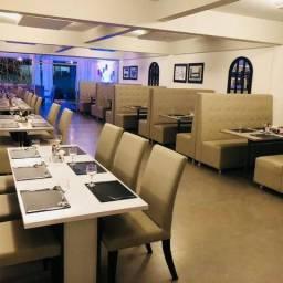Sofás para empresas restaurantes e lanchonetes