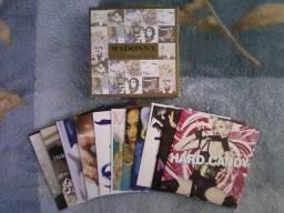 Box cd´s Madonna - Complete studio albums 1983 - 2008