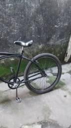 Pit bike preta