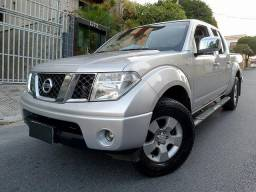 Nissan Frontier XE 2.5 Turbo Diesel 4x4 Cabine Dupla Manual (Completa) (Airbag + ABS) 2009 - 2009