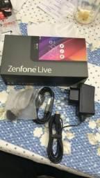 Zenfone live nunca usado, novo na caixa