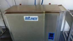 Vendo Maquina Fabricação de Picolé Sorvete