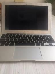 MacBook Air 2011 c/ erro no display