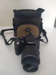 Camera Nikon D5100 (corpo apenas, sem lente)