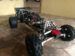 Automodelo baja metálico motor 30.5