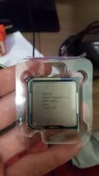 Processador Celeron 2.60 ghz + cooler Intel