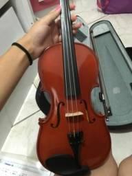 Violino 1/2 usado