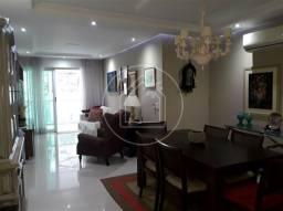 Apartamento à venda com 3 dormitórios em Botafogo, Rio de janeiro cod:834213