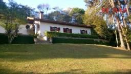 linda Chácara residencial à venda, Centro (Caucaia do Alto), Cotia.