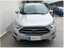 Ford EcoSport SE 1.5 2018-(Aut) (Flex)-Único dono - 2018