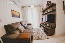 Apartamento no Condomínio Garden Goiabeiras com 3 dormitórios à venda, 67 m² por R$ 280.00