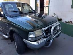 Abaixo da Fipe Ford Ranger Ford Ranger 2.5 Xlt Cab. Dupla 4x2 4p 2001 - 2001