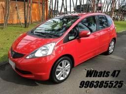 Honda Fit EX 1.5 Flex Top de Linha, Impecável 2012 *leia o anúncio - 2012