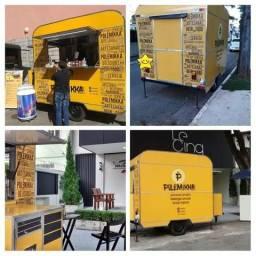Trailer food truck - 2016
